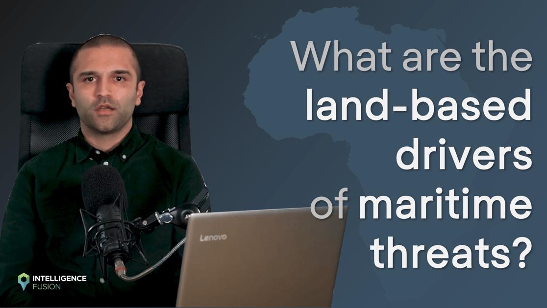 Land-Based Maritime Threats Africa - YouTube Thumbnail