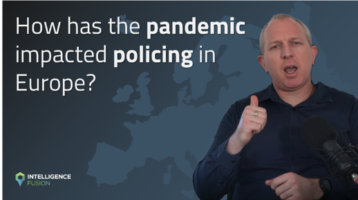 State of Policing in Europe - YT Thumbnail [Apr21]